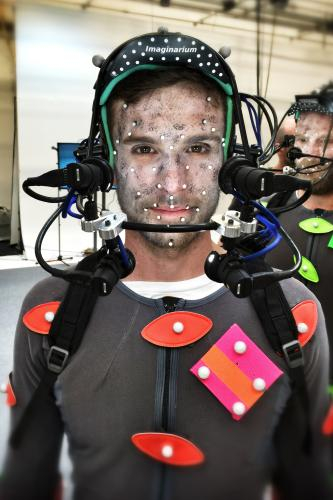 motion capture coldplay