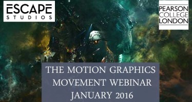 motion graphics movement webinar