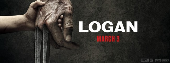 Logan First Look Poster