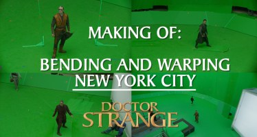 Making of Doctor Strange