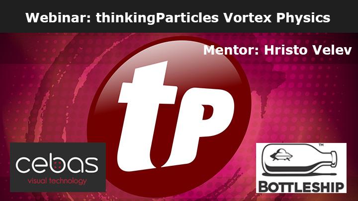 Hristo Velev thinkingparticles webinar