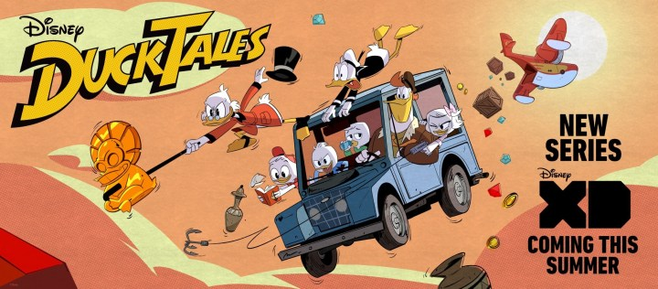 ducktales reboot 2017 disney