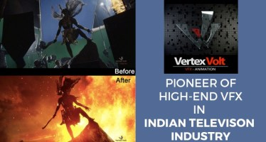 indian television industry vfx pioneer vertex volt
