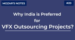 vfx outsourcing projects india