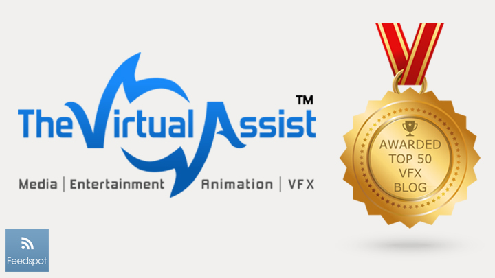 Animation and vfx blog 'The Virtual Assist'