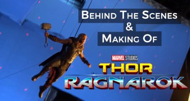 behind the scens and making of thor ragnarok 3