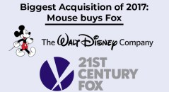 Disney buys Fox 52 billion