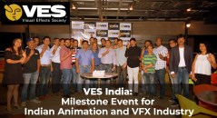 ves india chapter indian animation and vfx