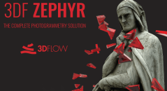 3d model from photos 3df zephyr photogrammetry