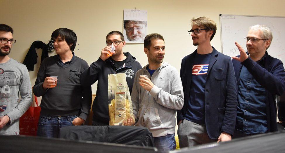 Marco, Roberto,  Filippo Gaben, Andrea, Giacomo, Simone