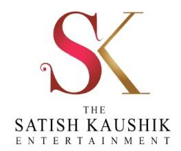 The Satish Kaushik production house logo