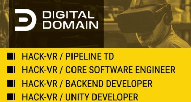 vr hackathon digital domain india