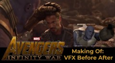 Behind The Scenes of Infinity War VFX