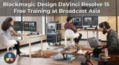 Blackmagic Design DaVinci Resolve 15 Training
