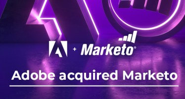 Adobe acquired Marketo