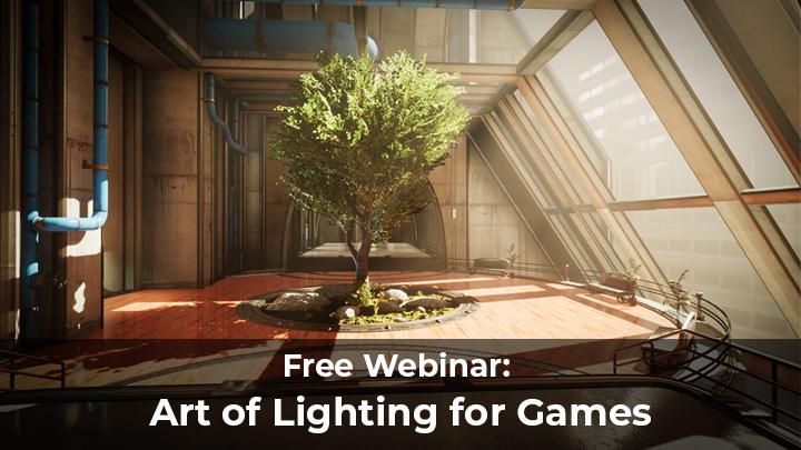 Art of Lighting for Games webinar