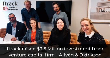ftrack raised investment from Alfvén & Didrikson