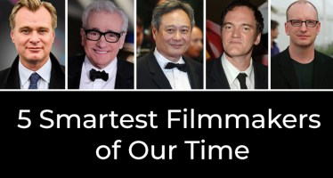 5 Smartest Filmmakers of Our Time
