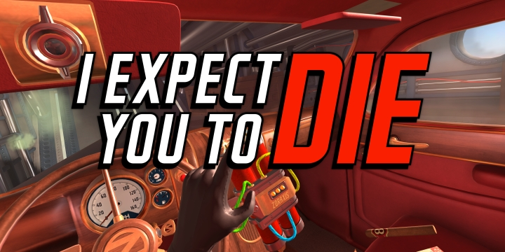 i expect you to die game vr