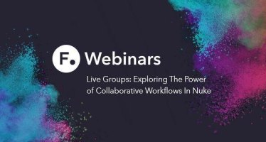 nuke vfx course webinar live groups