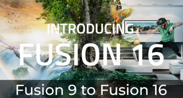 Fusion 9 to Fusion 16 blackmagic design