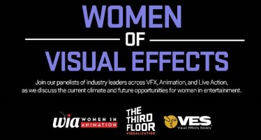 women of visual effects animation industry