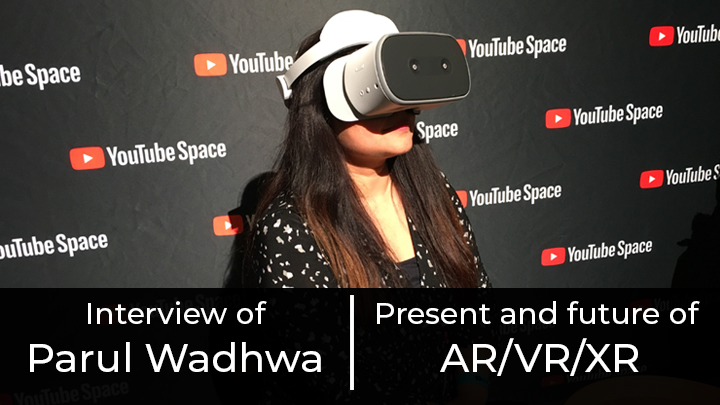 parul wadhwa Interview ar vr xr