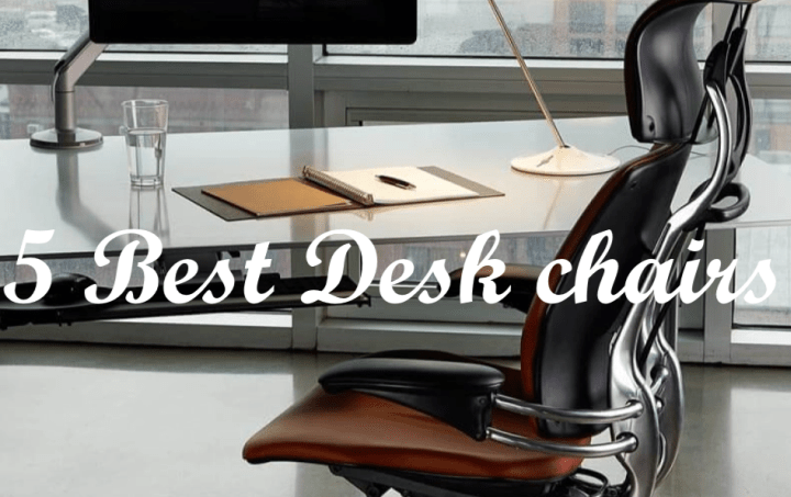5 of the best desk chairs for your office