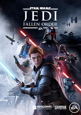Star Wars Jedi Fallen Order game poster