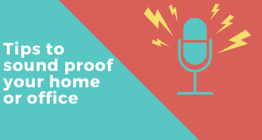 Top tips to sound proof your home or office