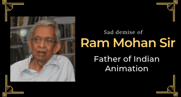 demise of ram mohan father of indian animation