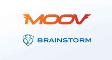 MOOV selects Branistorm AR VR Motion Graphics