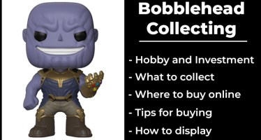 bobblehead collection tips buy display