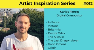 digital compositor Carlos Florez streaming channels