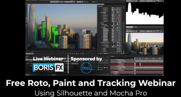 Roto Paint and Tracking Webinar Silhouette Mocha Pro