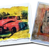 Photo Transfer - How to Create an Acrylic Transfer Image