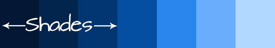 Color Theory - Shades