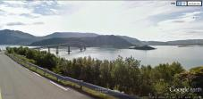 Sommarøy Bridge, Sommarøy, Norway