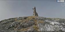 Statue of Hans Egede, Nuuk, Greenland