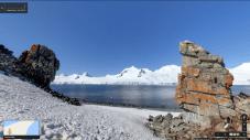 Rock Formations, Half Moon Island, Antarctica