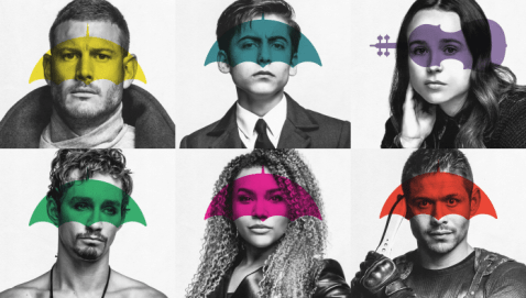 """A New Age of Superheroes: """"The Umbrella Academy"""" – The Vision"""