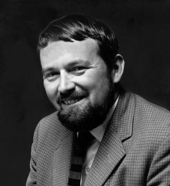 Portrait of John Fowles