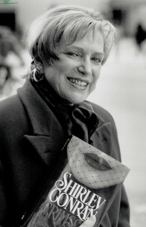 Shirley Conran; former fashion editor of the Observer in London; makes no apologies for being the author of massive bestsellers such as Lace and Savages. When I first came to America. she recalls; I was totally astonished when somebody applied the word - it wasn't 'junk' or 'garbage' . . . Trash? Trash. The kind of popular novels I wrote were trash. Well; this didn't worry me at the time because I knew the London Observer only employs good writers. But I have since come to the conclusion that [Incomplete]