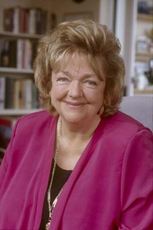 Irish writer Maeve Binchy (1998)