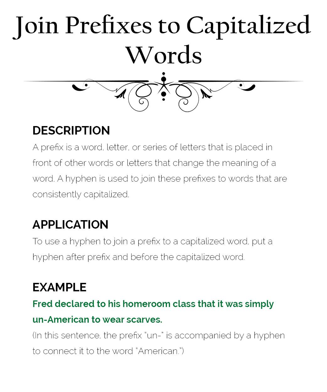 An Words Prefix