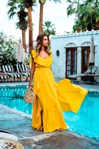 c3f14cd9a39f8 BRIGHT, BOLD YELLOW AS HOT THIS FALL AS IT IS NOW - Dress the Part