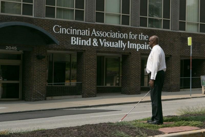 Cincinnati Blind African American