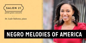 Negro Melodies of America