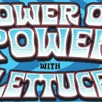 tower of power with lettuce