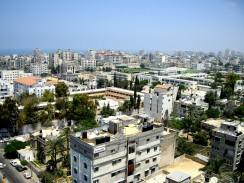Views of Gaza